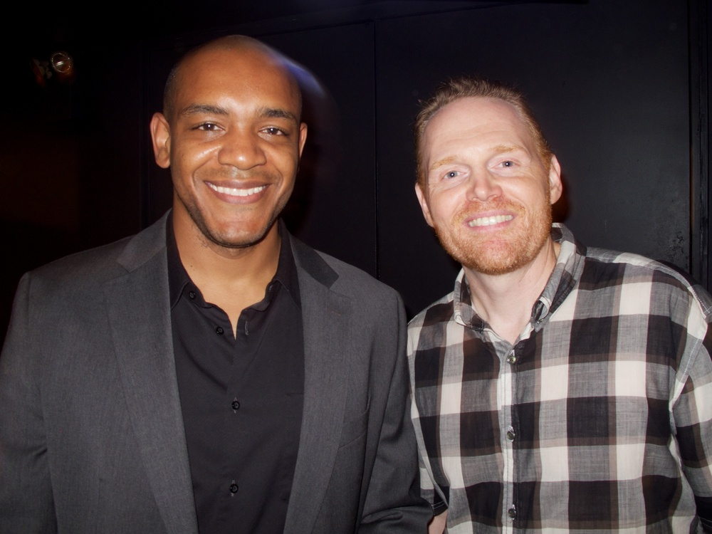 Meeting Bill Burr