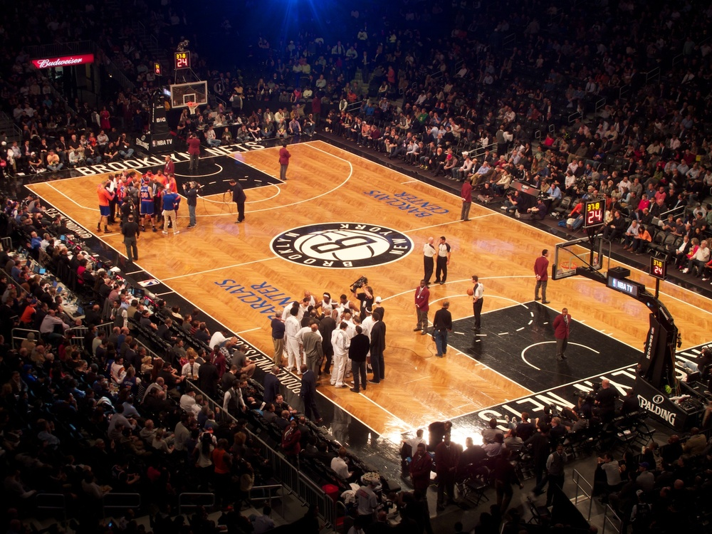 Nets vs. Knicks at Barclay's Center