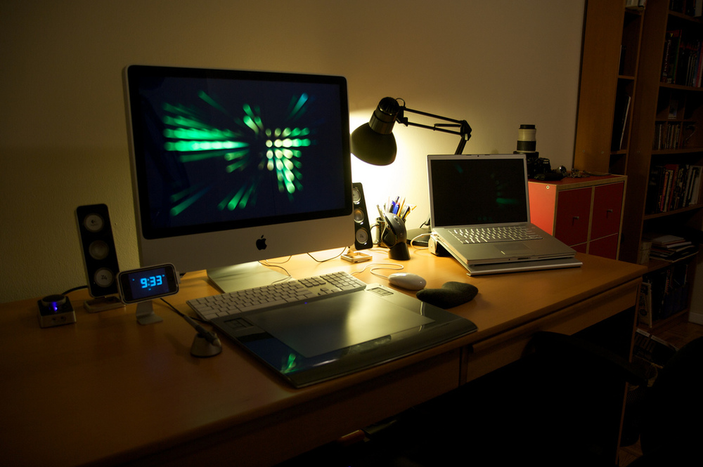 "2009 - iMac 27"" and MacBook Pro"