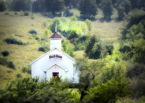 10 18 13 cooked church in the trees.jpg