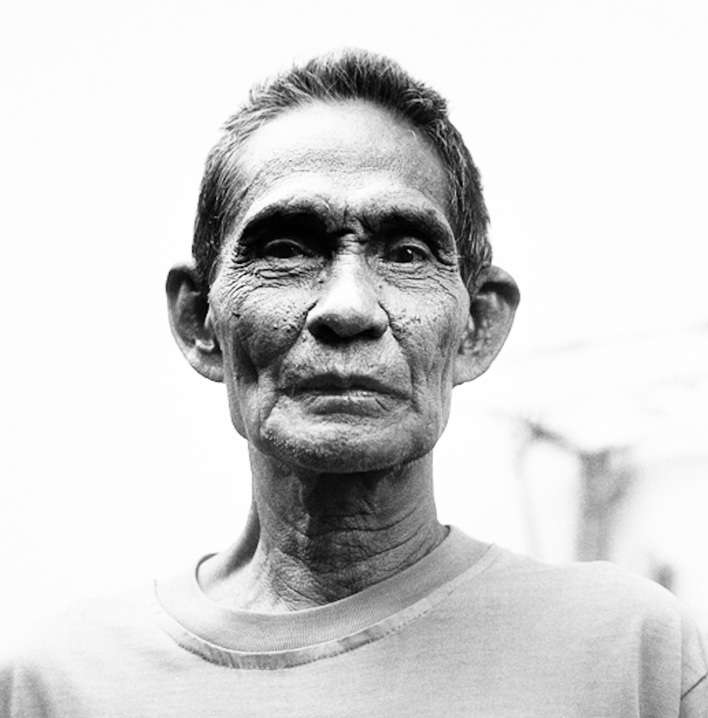 The man from Cicarang, Jakarta Selatan