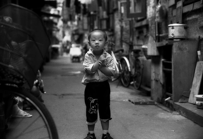 Kid, Shanghai