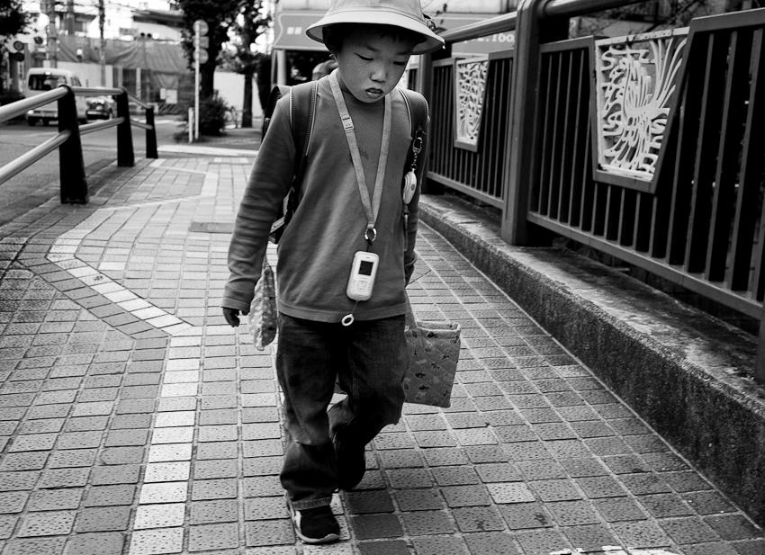 Kid, Nakameguro, Tokyo, Oct 2012