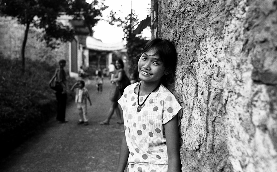 Vina, Jakarta, 2011