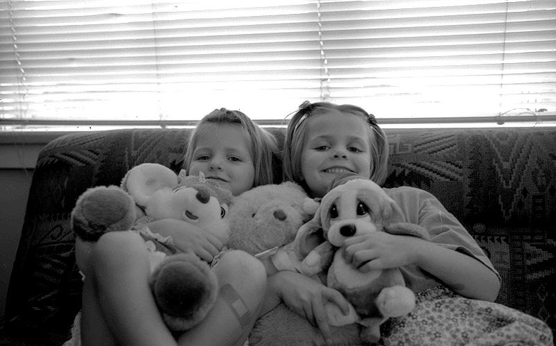 Annabelle & Charlotte, Castle Hill 2006
