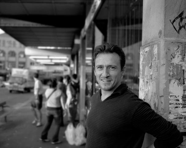 Simon Cubbin, Chippendale, 2002