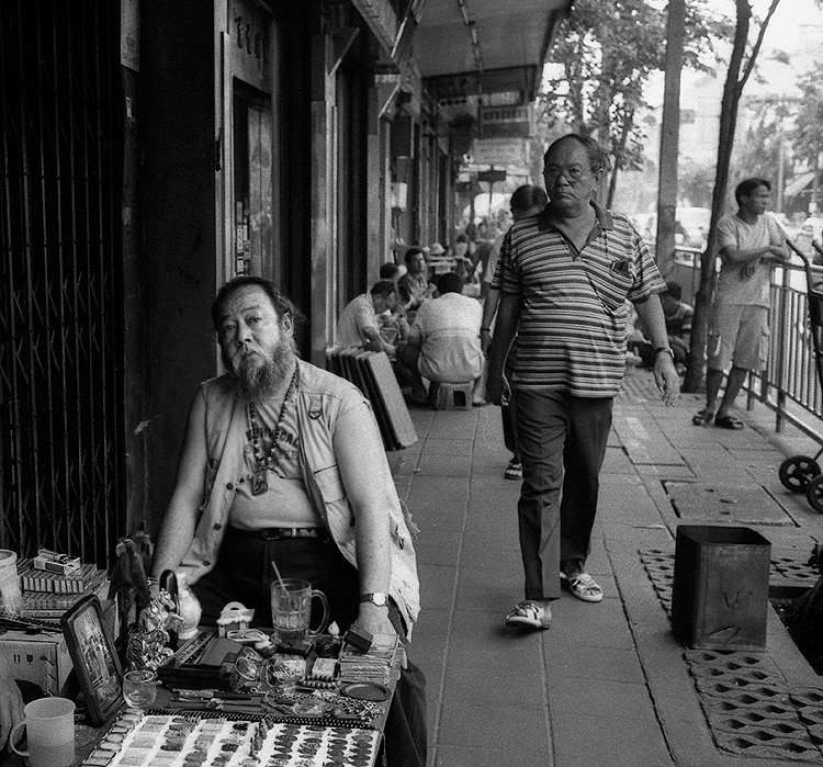 Near Sam Peng Lane, Bangkok 2000