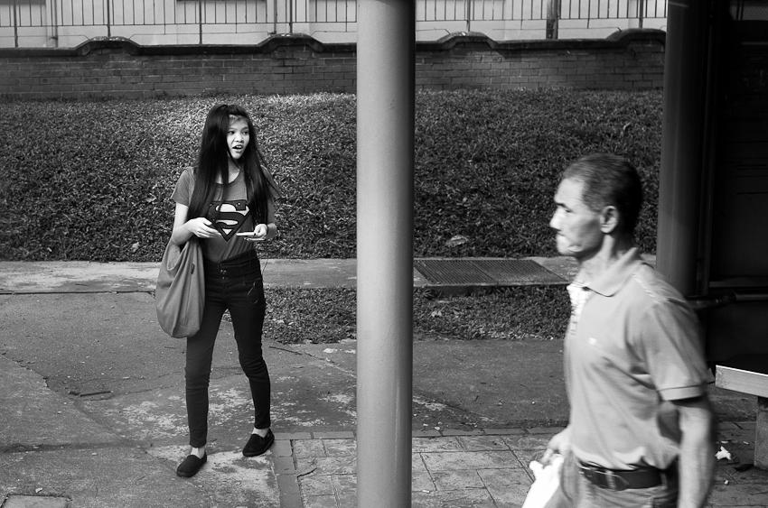 Girl, Singapore, Dec 2013