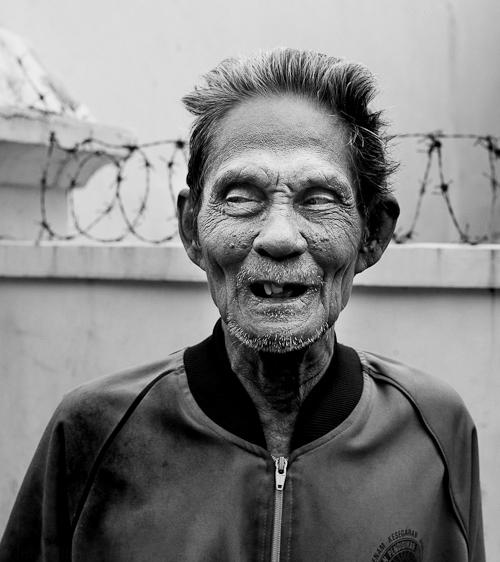 The Man from Cikarang aka The Man from Yogjakarta, January 2014