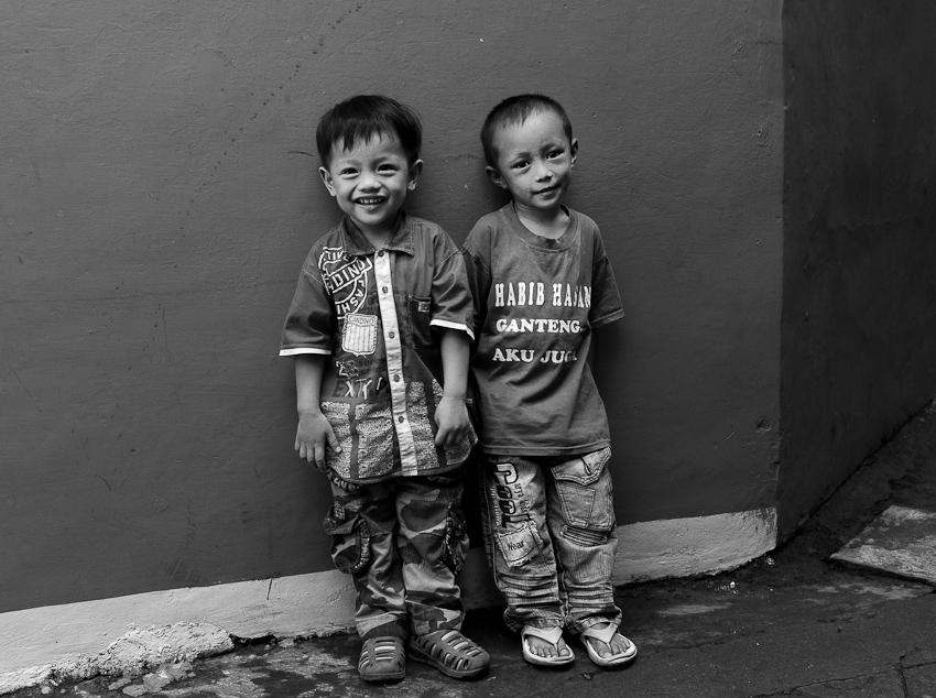 Boys, Dandre & Ijad (Kontrakan Bu Tomo rumahnya) not Udin & Mamat, Jakarta Selatan, April 2014