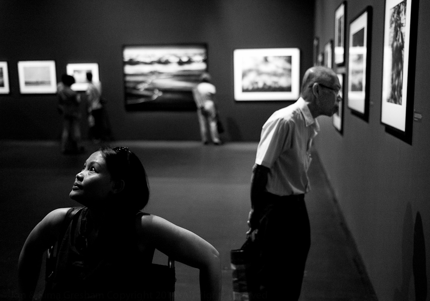 Genesis by Sebastiao Salgado, National Museum of Singapore, May 2014