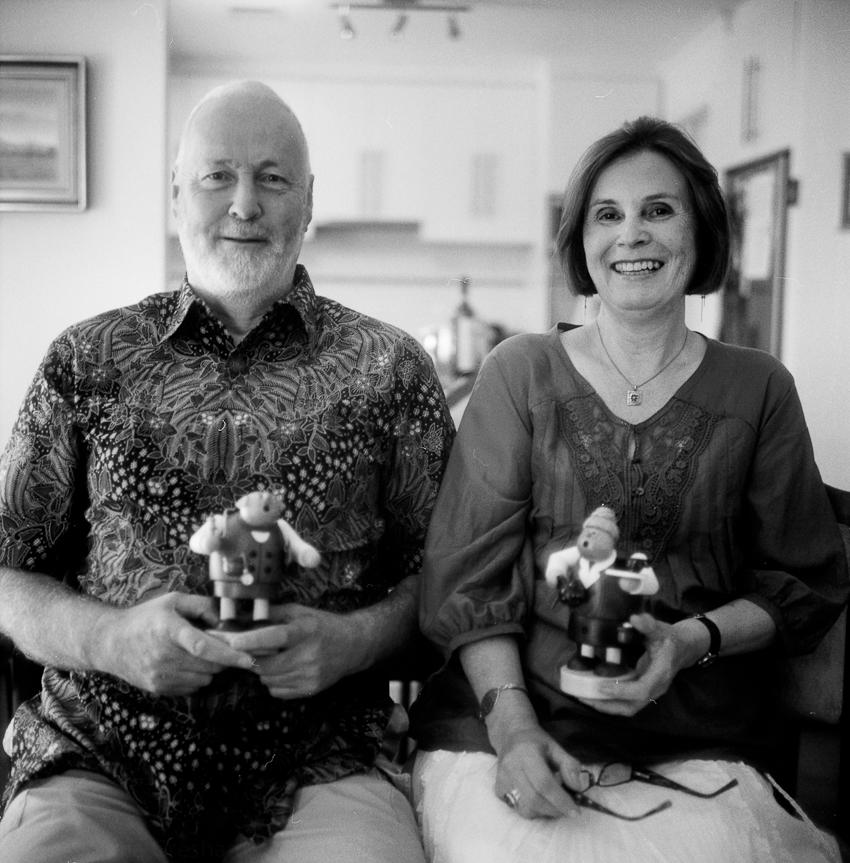 Paul & Gill Gresham, Adelaide