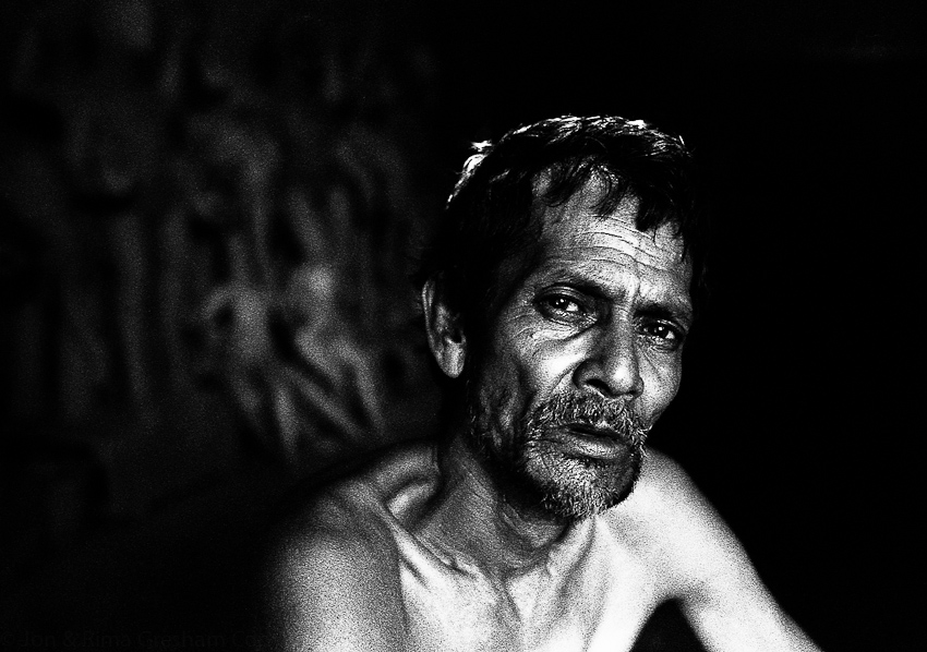 The Maker of Hindu Deities, Kolkata, 2004