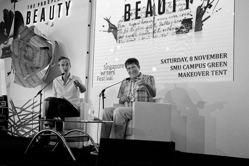 Geoff Dyer & Robin Hemley