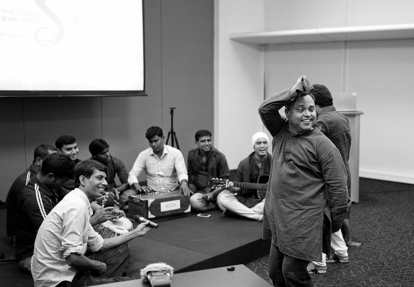 Md Jahangir Alam (Babu) dancing