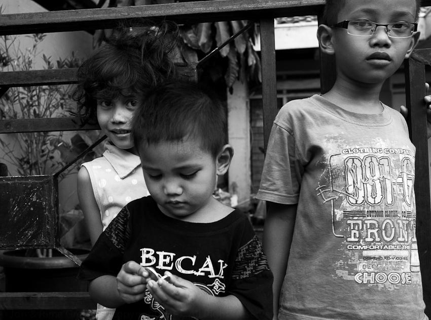 Kids, Jakarta Selatan, April 2014