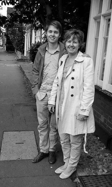 Joel & Judy, June 2013