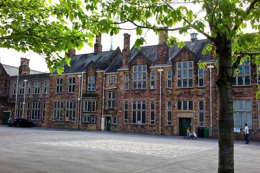 Dad's School, Derby, June 2013