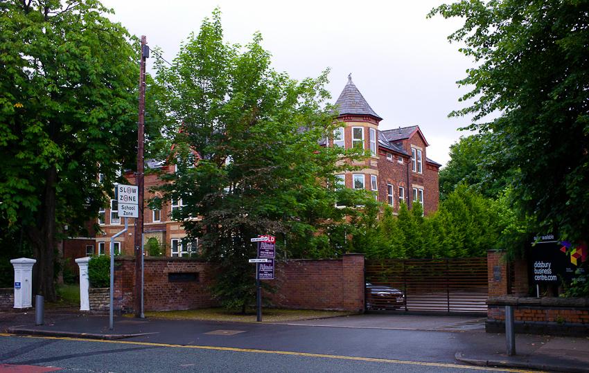 Where I was born, Didsbury, June 2013