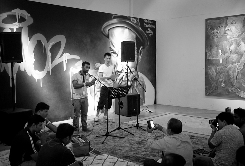 Syedur Rahman Liton & Cyril Wong