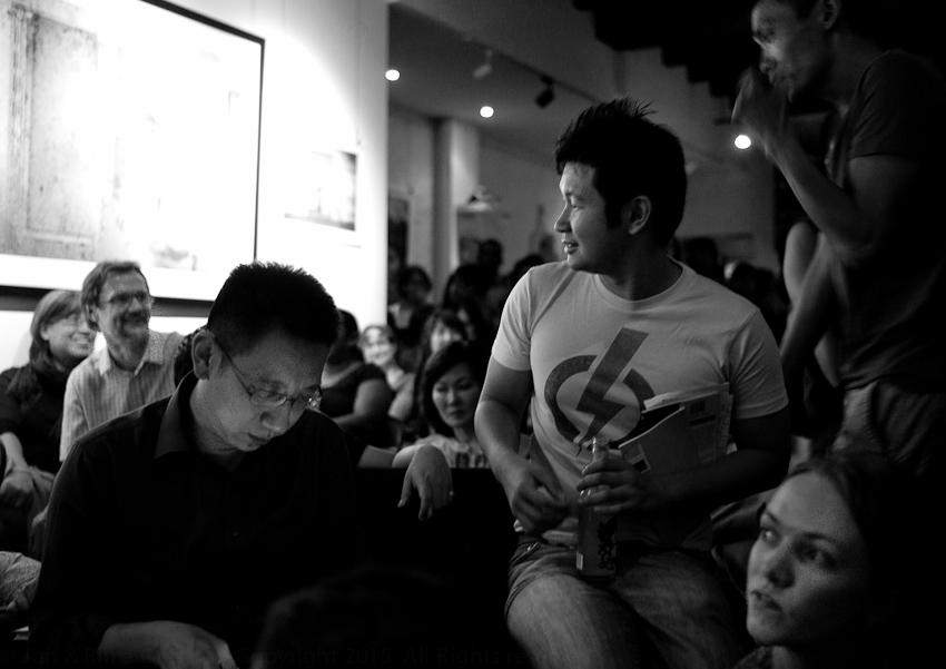 Alvin Pang &Ng Yi Sheng