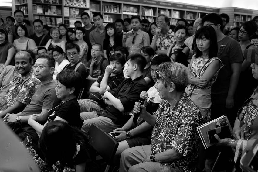 Robert Yeo asks a question - who is Charlie Chan Hock Chye?