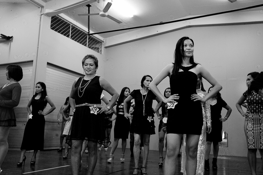 HOME Showtime Pageant Rehearsal