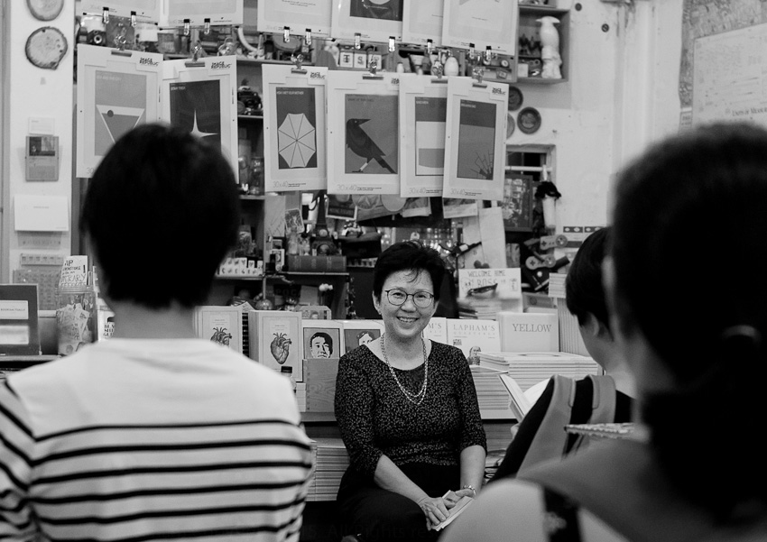 Audrey Chin, Nine Cuts