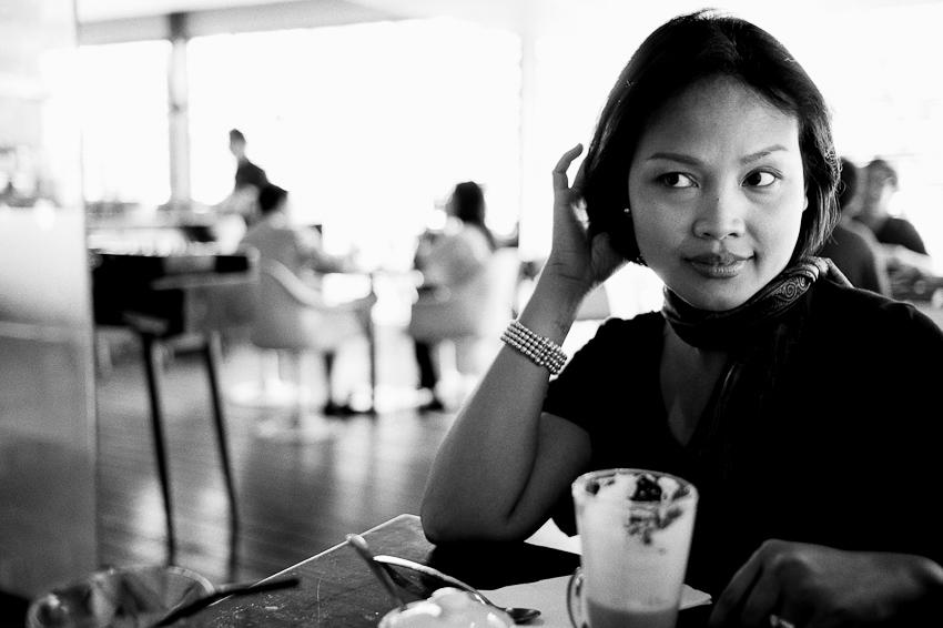 Kemang, Jakarta, Indonesia, May 2011