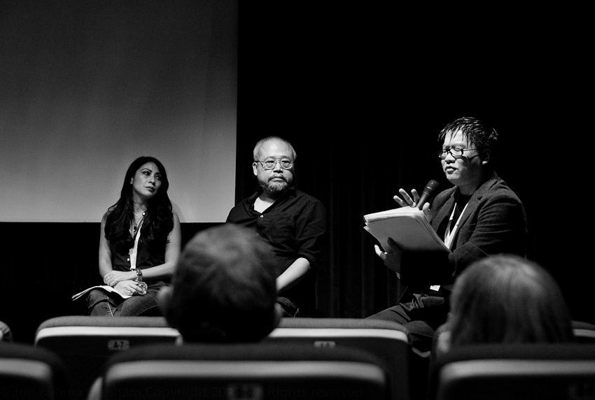 Laksmi Pamuntjak, Linh Dinh & Desmond Kon