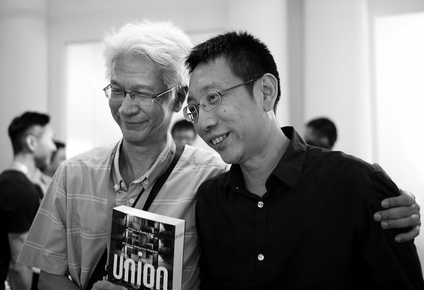 Kenny Chan & Alvin Pang