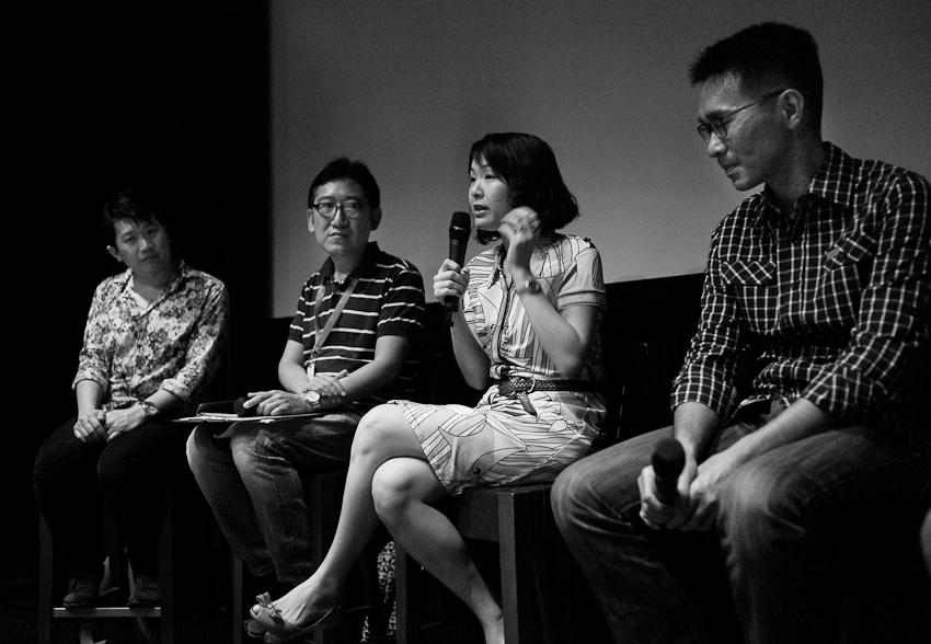 Jeremy Tiang, Yong Shu Hoong, Stephanie Ye & O Thiam Chin on Literary Reviews