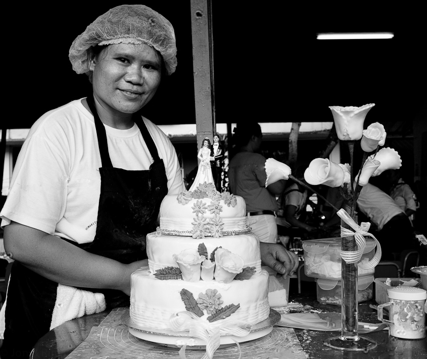 Migrant Workers Baking Competition, Singapore