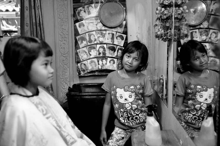 Kamila's Haircut, Lenteng Agung
