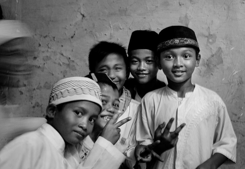 Kids, Jakarta Selatan, Oct 2016