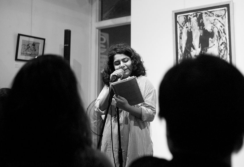 Pooja Nansi introduces Speakeasy #29