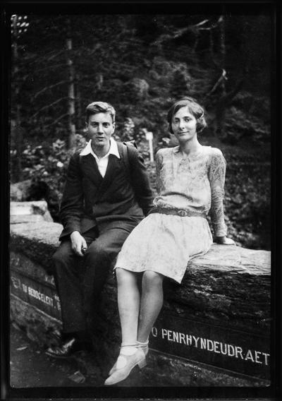 Ernest & Barbara
