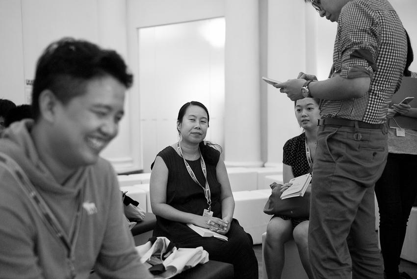 Mickey Lin, Clara Chow & Daryl Lim