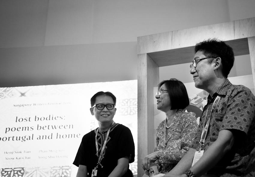 Yeow Kao Chai, Heng Siok Tian & Yong Shu Hoong
