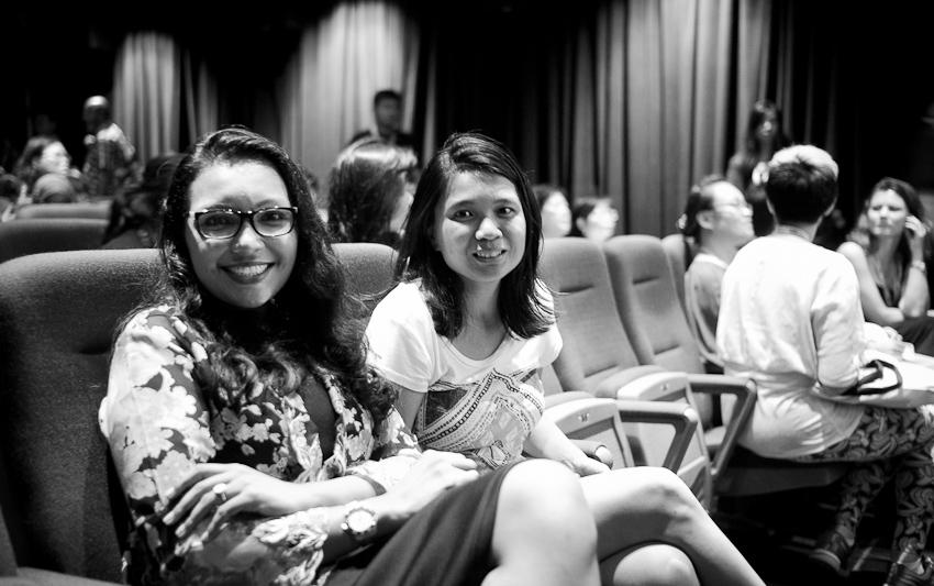 Annaliza Bakri &Yu-Mei Balasingamchow