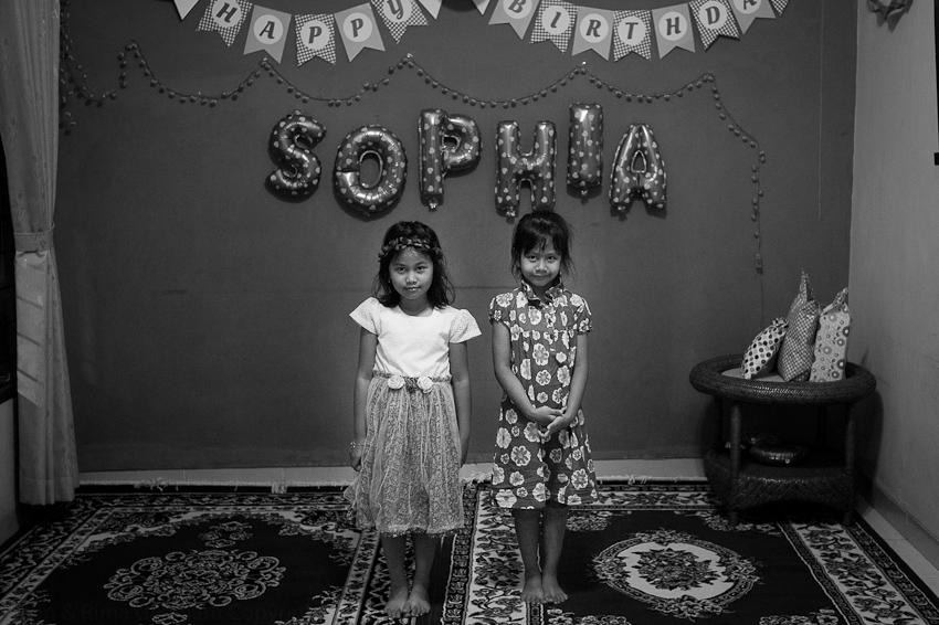 Kamilla & Wahwah, June 2016, Jakarta Selatan