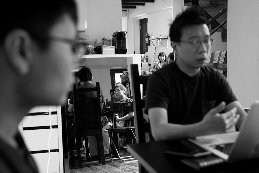 Tse Hao Guang, Toh Hsien Min, Clarissa Goenawan & Kenny Leck