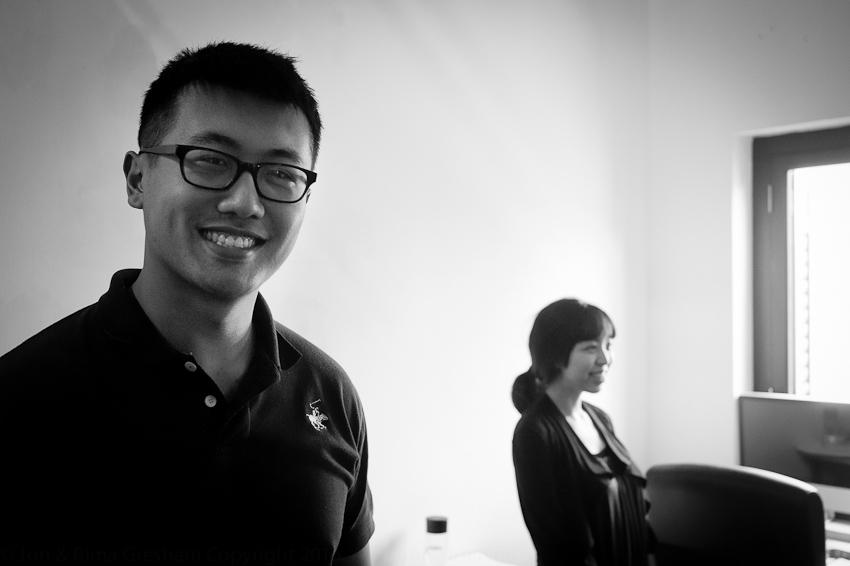 Teoh Ren Jie &Clarissa Goenawan