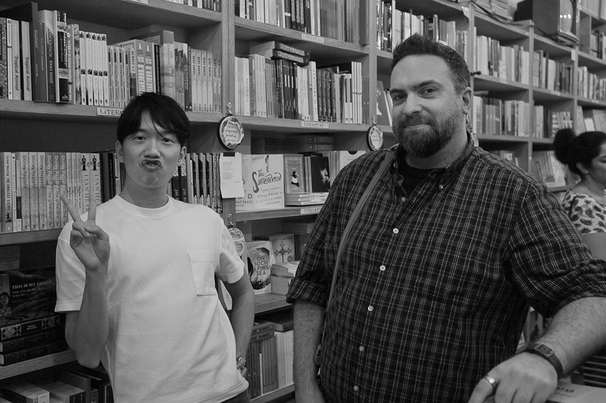Authors Daryl Qilin Yam and Jason Erik Lundberg