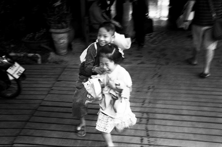 Kids, Bangkok, Thailand, 2006