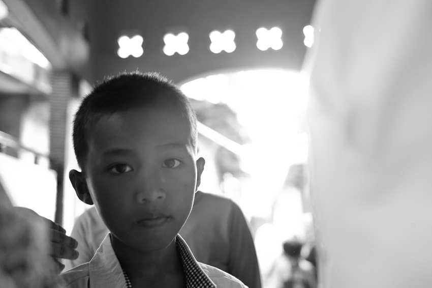 Kid, Hari Raya, Jakarta Selatan, 14 June 2018