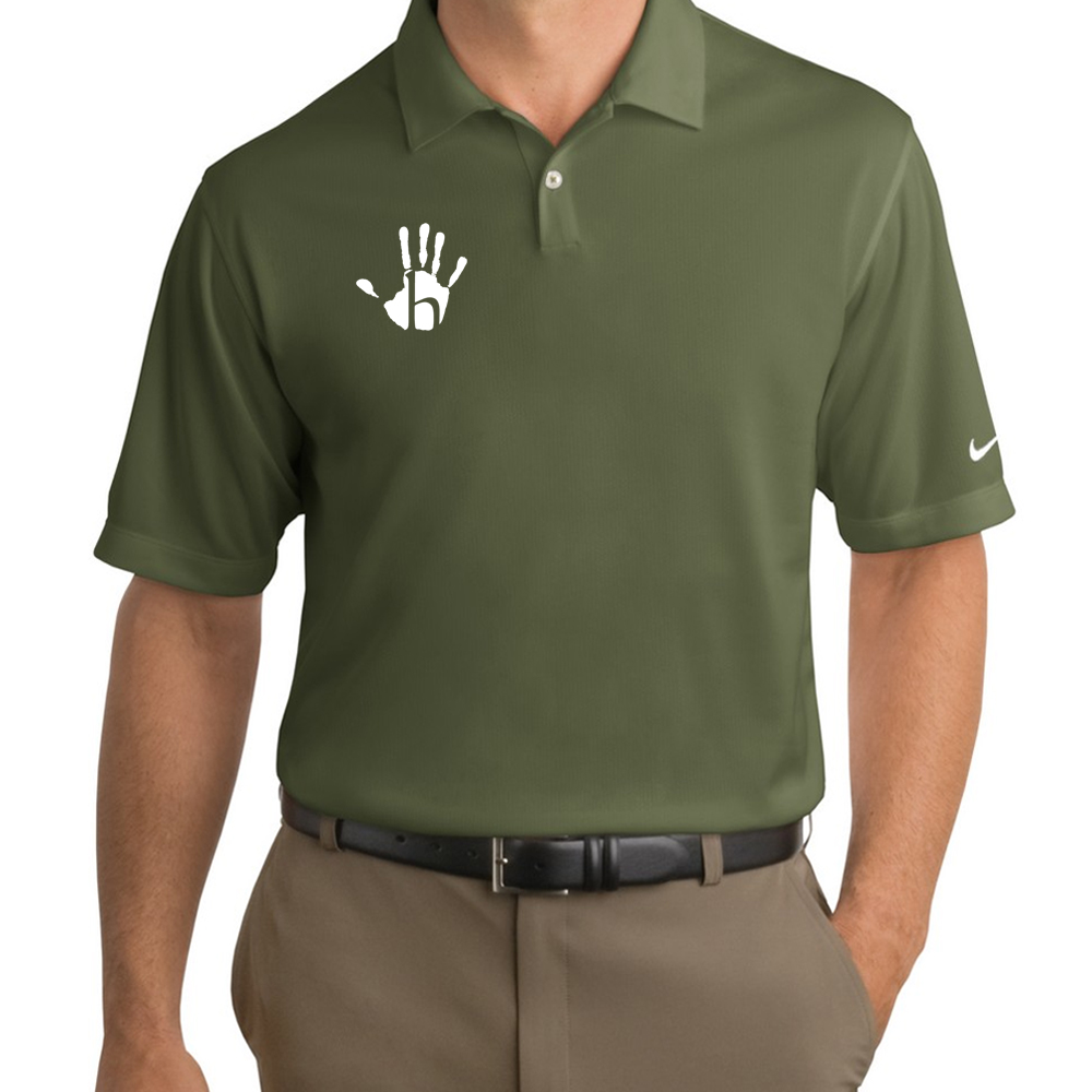 Nike Golf Polo - Green  $45