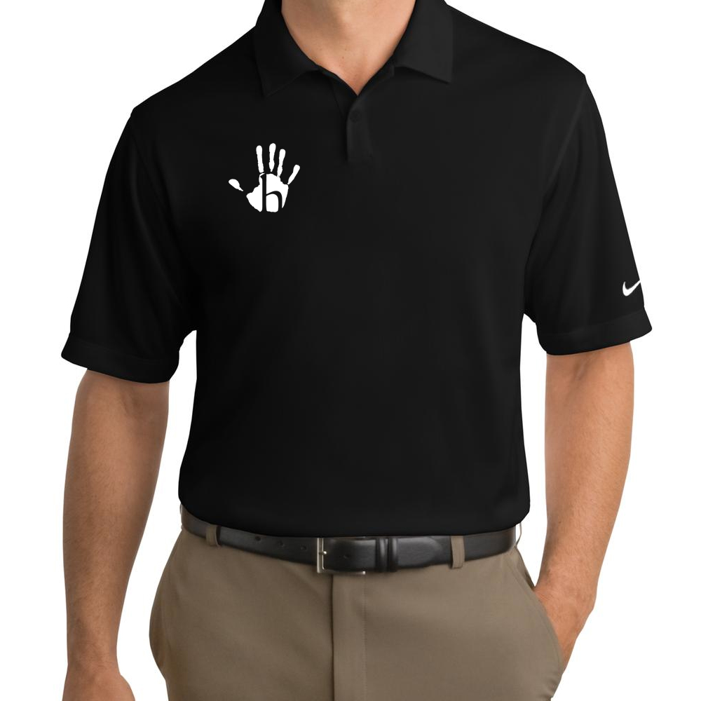 Nike Golf Polo - Black  $45