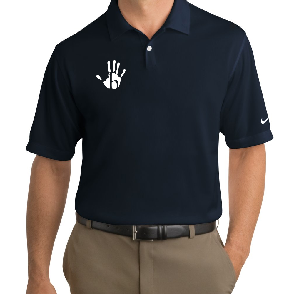 Nike Golf Polo - Navy  $45