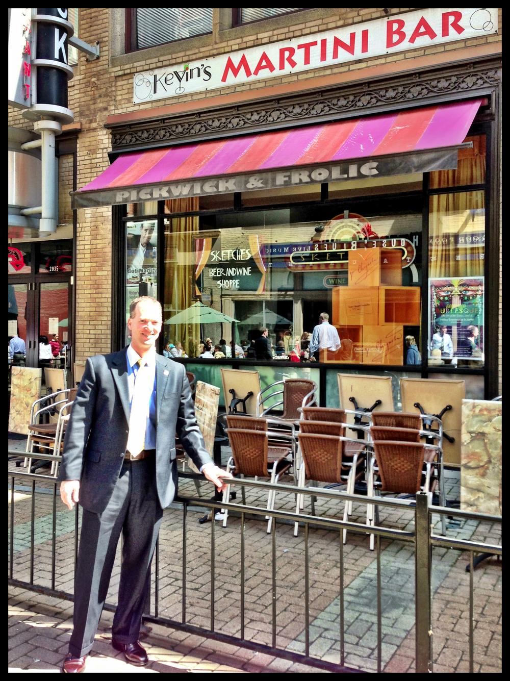 Kevin's Martini Bar